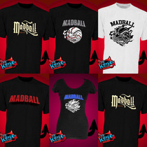 Remeras Madball Estampado Transfer Musica Hardcore Rock Punk