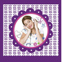 Kit Imprimible Violetta Invitaciones Decoracion Candy Bar
