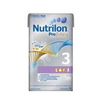 Nutrilon Profutura Formula Lactea Liquida 3 A Partir De 1 An