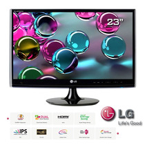 Monitor Lg 23 23mp55hq | Ultra Delgado | Full Hd