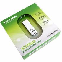 Adaptador Wifi Usb Tp Link Tl-wn 821n 300mbps Mini Portatil