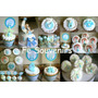 Cupcakes- Tortas- Mesa Dulce- Candy Bar Para Baby Shower