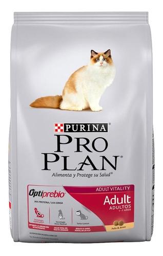 Alimento Pro Plan Adult Gato Adulto Pollo/arroz 7.5kg