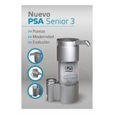 Psa Senior 3 Plata + 03 Fipor +envio+ Garantia