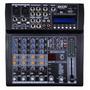 Mixer Consola Moon Mc602usb 6 Canales Usb-fx Envio Gratis