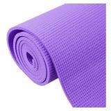 Colchoneta Mat Yoga Pilates Fitness 170cm X60cm X4 Mm