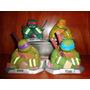 Lote Alcancias Tortugas Ninja Nickelodeon Tmnt (rosario)