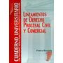 Procesal Civil Y Comercial (guía Universitaria) Última Ed.