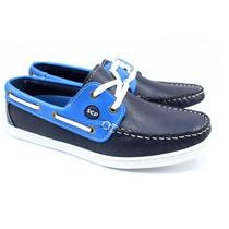 Zapato Hombre Náutico Scarpino 390-03 Cuero