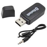 Receptor Bluetooth Usb - Hace Inalambrico Tus Equipos Y Auto