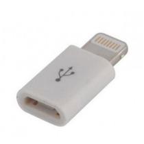 Adaptador Micro Usb A Iphone X 8 7 6 5 Lightning