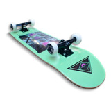 Liquidación 40% Off Skate Kalima Maple Completo Pro