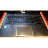 Ultrabook Toshiba Satellite U840 4gb Ram Hdd 320