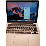Macbook Pro 2015 A1502 8gb I5 Retina Display Leer En Belgran