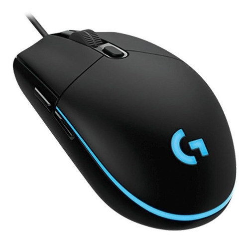 Mouse Gamer Logitech G203 8000 Dpi Gaming Rgb Programable