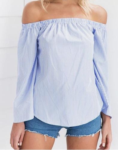Blusas para mujer Limonni LI234 Campesinas