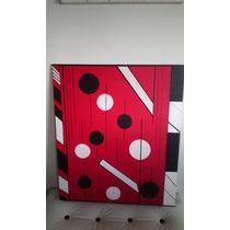 Cuadro Abstracto Hermoso Para Decorar Tus Hambientes 60x70