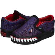 Zapatillas Vans Slip On Kids Mod. T Rex Munro