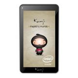 Tablet Kanji Yubi 7  16gb Negra Con Memoria Ram 1gb