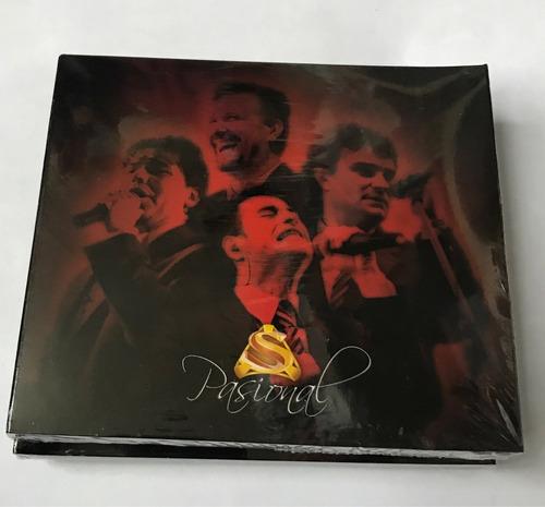 cd de sabroso pasional 2009