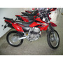 Jm-motors Honda Xr 250 Tornado 11000 Km Color Roja Impecable