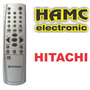 Control Remoto Tv Hitachi