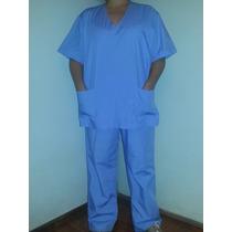 Ambos Hospitalario-medicos-enfermeros-instrum. Talle Grande