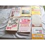 Lote De 7 Libros Sobre Dietas.