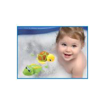 Juguetes Bebés Para El Agua Aqua Animalitos Budada
