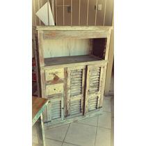 Mueble De Demolicion! Época Antiguedades
