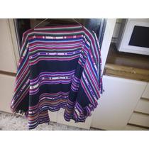 Poncho Original Boliviano Nuevos Sin Uso
