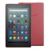 Tablet Amazon Fire 7 Kfmuwi 7  16gb Plum Con Memoria Ram 1gb