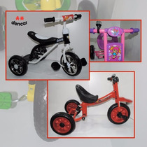 Triciclos Varios Colores