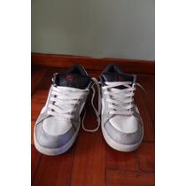 Zapatillas Rip Curl, Skate, Buen Estado, Talle 43