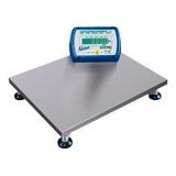 Bascula Electronica Industrial Systel Nexa 300kg Plataforma Acero Inoxidable Servicio Tecnico Oficial Systel
