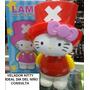 Lampara Velador Hello Kitty Niños Doble Intensidad A 220v