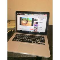 Mac Book Pro 13 2012 I7 8gm Ram