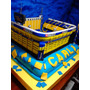 Torta 4 Kilos!! River - Boca , Con Estadio Oferta
