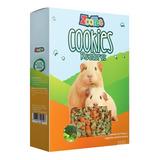 Cookies Vegetales Conejos Hamsters Cobayos Roedores Alimento