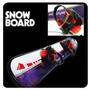 Tabla De Snowboard Para Niños Principiantesde Pvc Y Fijacion