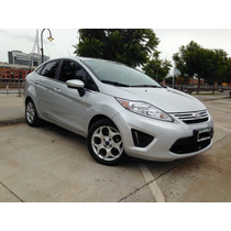 Ford Fiesta Kinetic 2012 Design 1.6 Trend Plus 4ptas (120cv)