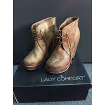 Botas Con Taco Lady Comfort