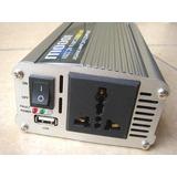 Inversor Conversor 1000w 12v 220v  C/usb -