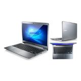 Samsung Ultrabook Intel I5 - 8 Gb - 500 Gb Sata + 24gb Ssd.
