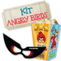 It Imprimible Angry Birds Y Space - Editable - Envio Gratis