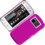 Funda Acrilico Nokia N97 Micro Fucsia