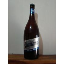 Botella Cerveza Quilmes 120 Años