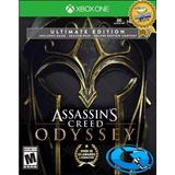 Assassins Creed Odyssey Ultimate / Xbox One Digital Offline