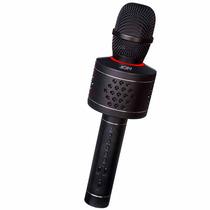 Microfono Karaoke Ion Bluetooth Parlante 10w