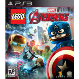 Lego Avengers Ps3 Marvel | Digital Español Oferta Unica!